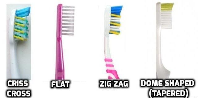 Crisscross toothbrush advantages