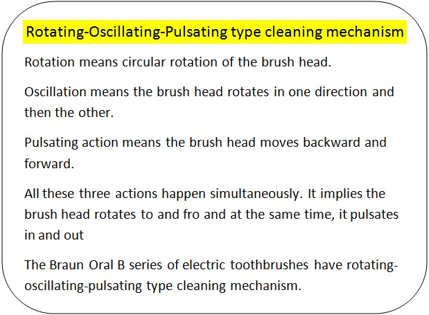 Electric toothbrush tips