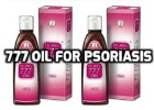 777 Oil for Psoriasis