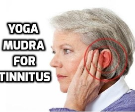 Shunya mudra for tinnitus