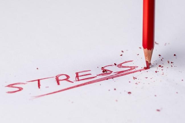 Vitiligo stigma leucoderma stress