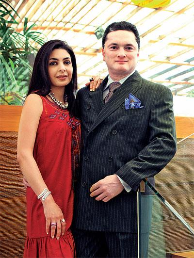 Gautam Singhania Vitiligo Wife