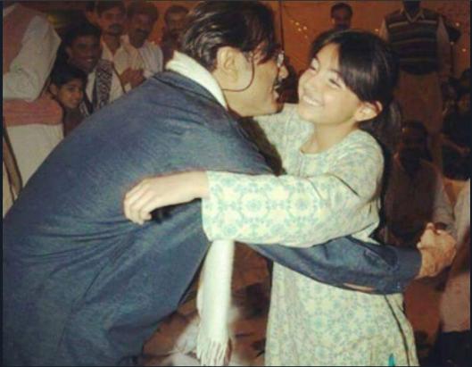 young asifa bhutto vitiligo