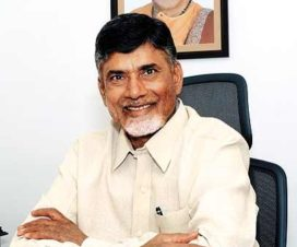 Indian politician chandrababu naidu got vitiligo