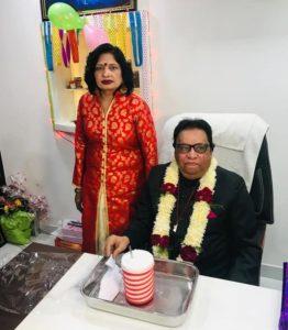 Bulbul Mehta Vitiligo white spots treatment Delhi