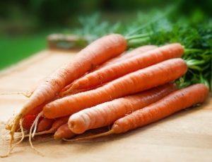 Carrots Sun Protection Vitiligo